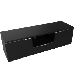 Armadi/Marin TV Unit, Black