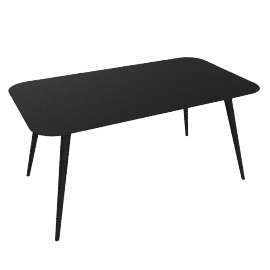Zio Dining Table, small