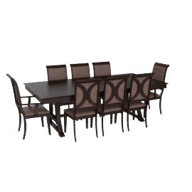 Andaman 8-seater Dining Set