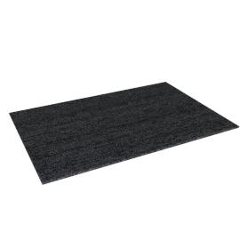 Chilewich Heathered Shag Floor Utility Mat, Grey