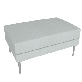 Libre Curved Corner Component - Fabric