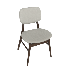 Kepler Dining Chair, Beige