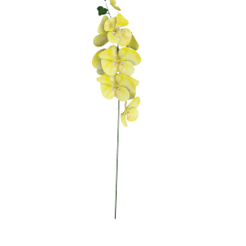 Real Touch Orchid Spray, Yellow