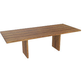 Gather Table 95'', Walnut