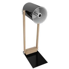 Focus Table Lamp, Black