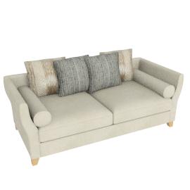 Omega 3-Seater Sofa