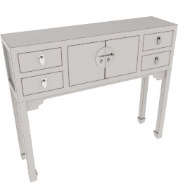 John Lewis Chinese Collection Suri Console Table
