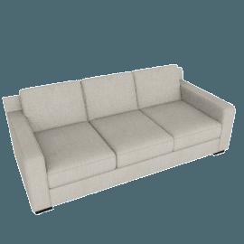 Porter 3-Seater Sofa, Beige