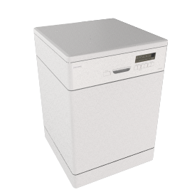 JLDWW1205 Dishwasher, White