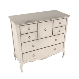 John Lewis Sophia 7-drawer Chest