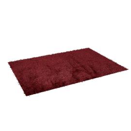 Angora Shaggy Rug - 160x230 cms, Red