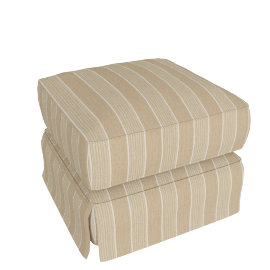 Padstow Footstool, Telma Putty
