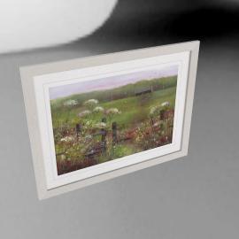 Debbie Neill - Summer Dawn Framed Print, 87 x 67cm