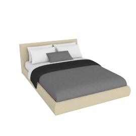 Nest Queen Storage Bed