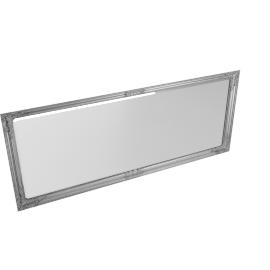 Shayma Bevell Mirror, Silver