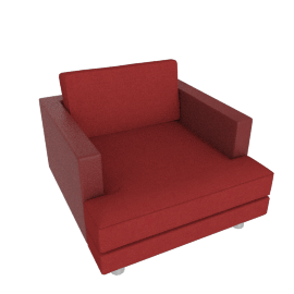 D'Urso Lounge Chair