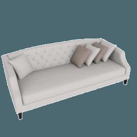 Emily 3-Seater Sofa