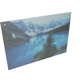 Moraine Lake Art Painting