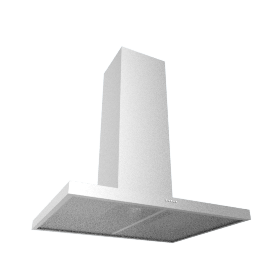 Elica Concept Cube 60 Chimney Cooker Hood, Stainless Steel