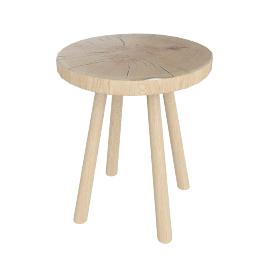 Bowmore Large Log Side Table