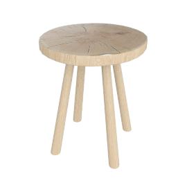 Bowmore Large Log Side Table