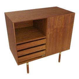 Ven Sliding-Door Cabinet