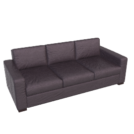 Portola Sofa - 84 in. - Leather