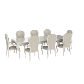 Juliette 8-seater Dining Set