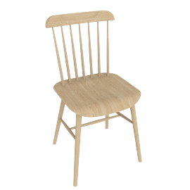 Salt Chair, Oak