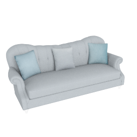 Arabesque 3-Seater Sofa