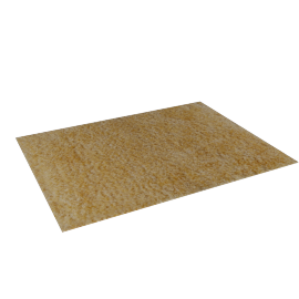 Radiant Rug - 120x160 cms, Cream