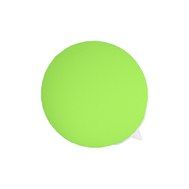 Music Balloon - LIGHT.GREEN