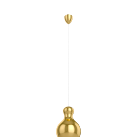 Lightyears Calabash P1, gold chrome