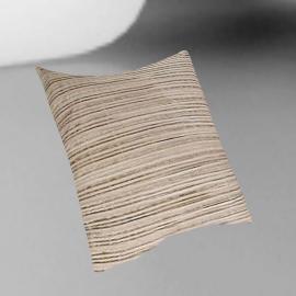 Accordian Cushion, Natural
