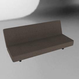 Napa Sofa Bed, Charcoal