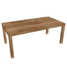 Batamba Dining Table