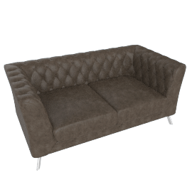 Ralph Tufted 2-Seater Sofa