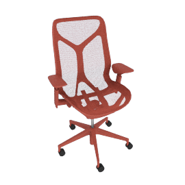 COSM Chair Mid-Back, Canyon