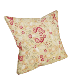 Georgia Cushion, Gold