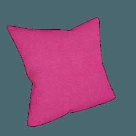Linen Cushion, Pink