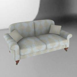 Sloane Large Sofa, Magnolia