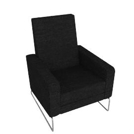 Flight Recliner - Fabric
