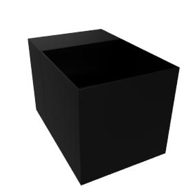 Absinthe Bloc 1, Black