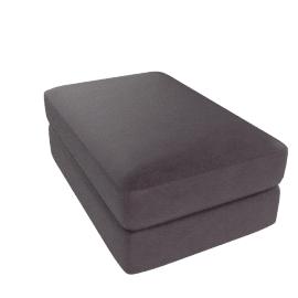 Reid Ottoman, Leather