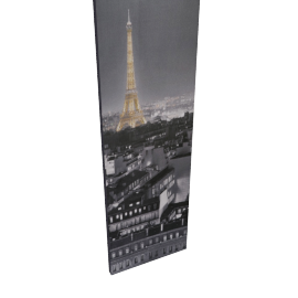 Yellow Paris Canvas Painting