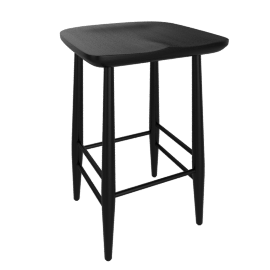 Originals Counter Stool, Black Ash