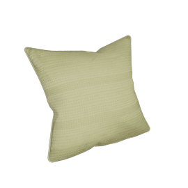 Eternity Cushion Cover - 45x45 cms, Green