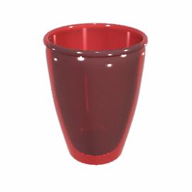 Acrylic Tumbler, Red, Large
