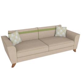 Blaze 3-seater Sofa Bed