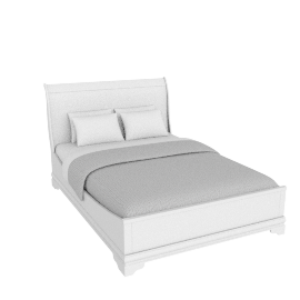 Grandview Poster Bed - 155x205 cms